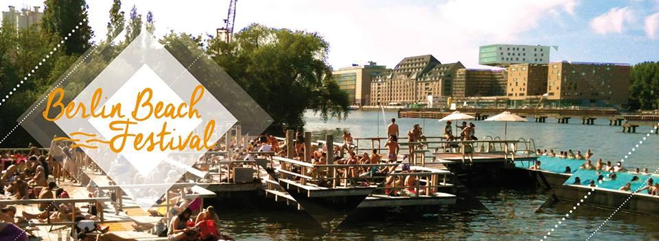Berlin Beach Festival @ Arena Badeschiff