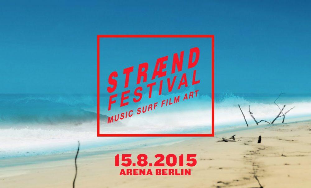 Straend Festival Teaser