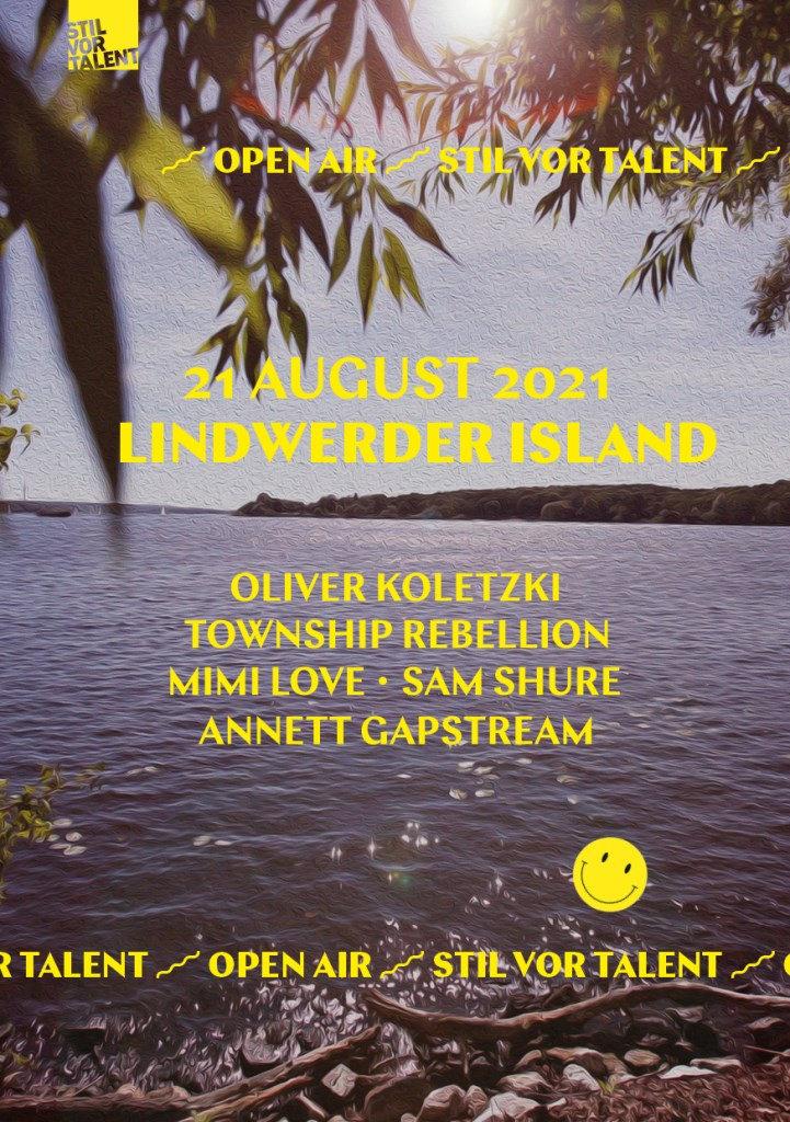 Stil vor Talent Festival / Open Air 2021 @ Insel Lindwerder