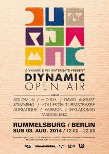 Diynamic Open Air