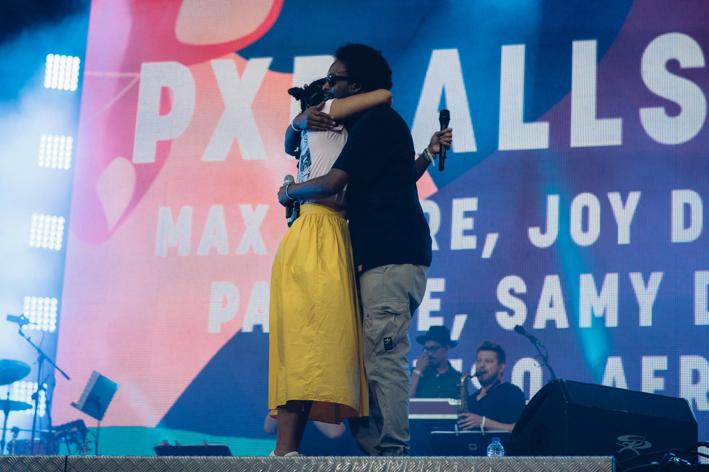 Afrob & Joy Denalane