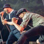 Beatsteaks-Frontmann Arnim feat . Campino