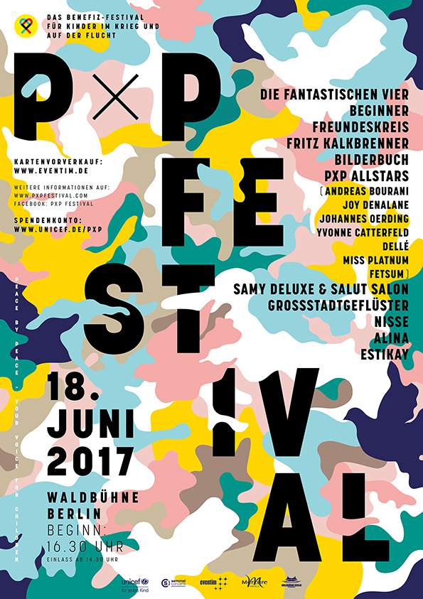 PxP Festival 2017 Plakat