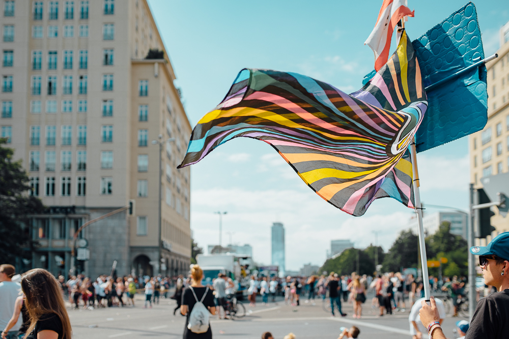 Zug Der Liebe 2017 Demo Sa 1 Juli At Berlin Stadtkind