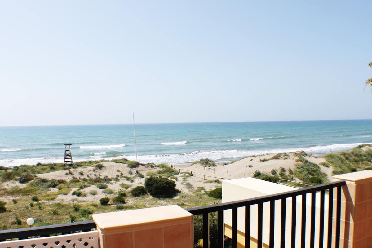Marbella Ferienwohnung am Strand