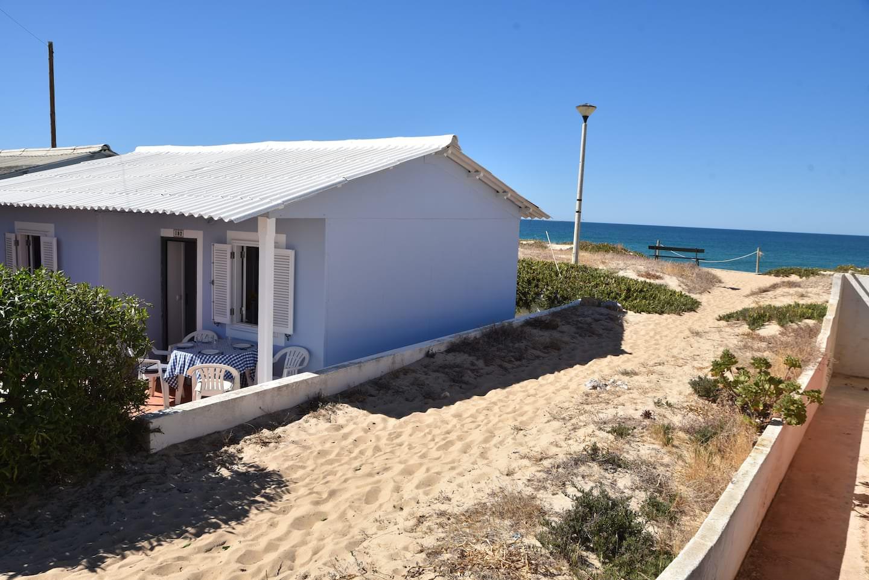 airbn Strandhaus im Ria Formosa Natural Reserve Park