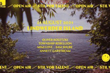 Stil vor talent island open air lindenwerder